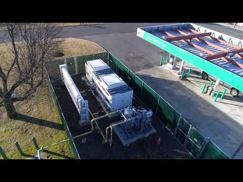 South Jersey CNG Gas Site