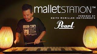 Pearl malletSTATION Performance ft. Jeff Franca [Improv #1]