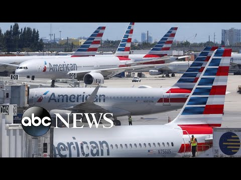 American Airlines And Delta Cancelling All Flights To Milan