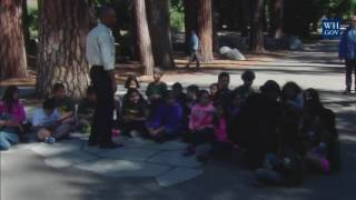 President Obama and The First Lady Speak on Every Kid in a Park