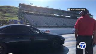74-year-old racer dies in crash at Sonoma Raceway event