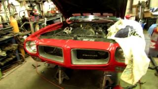 We prep The Firebird