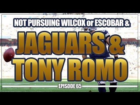 Tony Romo Rumors, Terrance Williams Re-sign, Cowboys Add Stephen Paea
