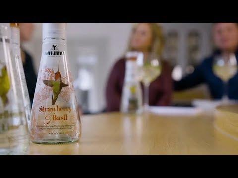 Kolibri Drinks - The innovative drinks range that lets you control your sugar intake