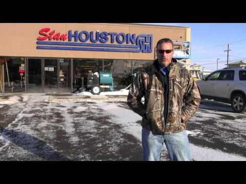 Ligchine ScreedSaver  Dealer Testimonial  Stan Houston, Sioux Falls, SD