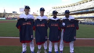 SD@LAD: The Dodgers gear up for the All-Star Game