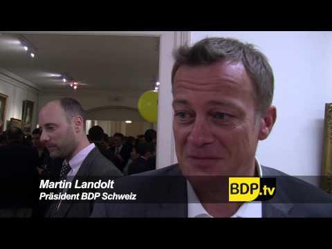 BDP Videonews zur Gründung PBD Genève