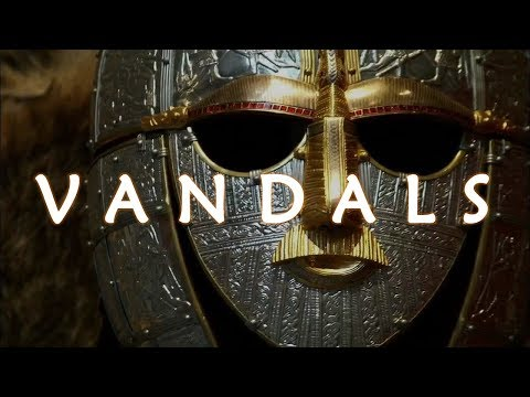 VANDALS - The Origin Of Beowulf
