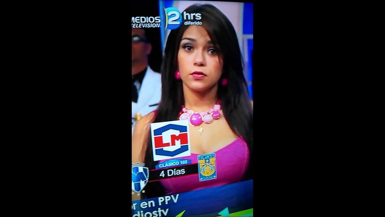 Anel Rodriguez Las Noches Del Futbol 2014 | Consejos De Fotografía