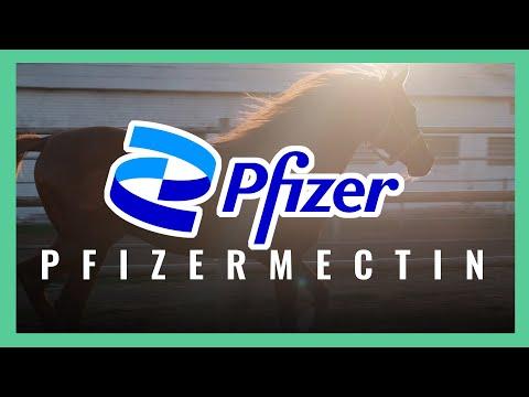Pfizer Releases Brand New Drug 'Pfizermectin'