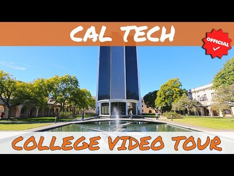 California Institute of Technology - Video Tour