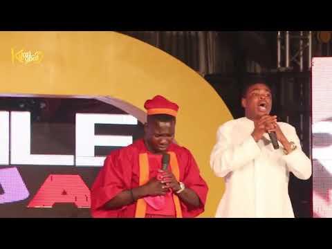 Woli Agba & Dele  | Surprises Abeokuta fans At Dr Smile Unusual season 4