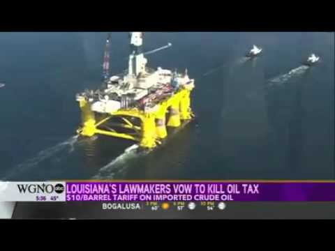 Boustany Introduces Bill to Kill the President's Oil Tax