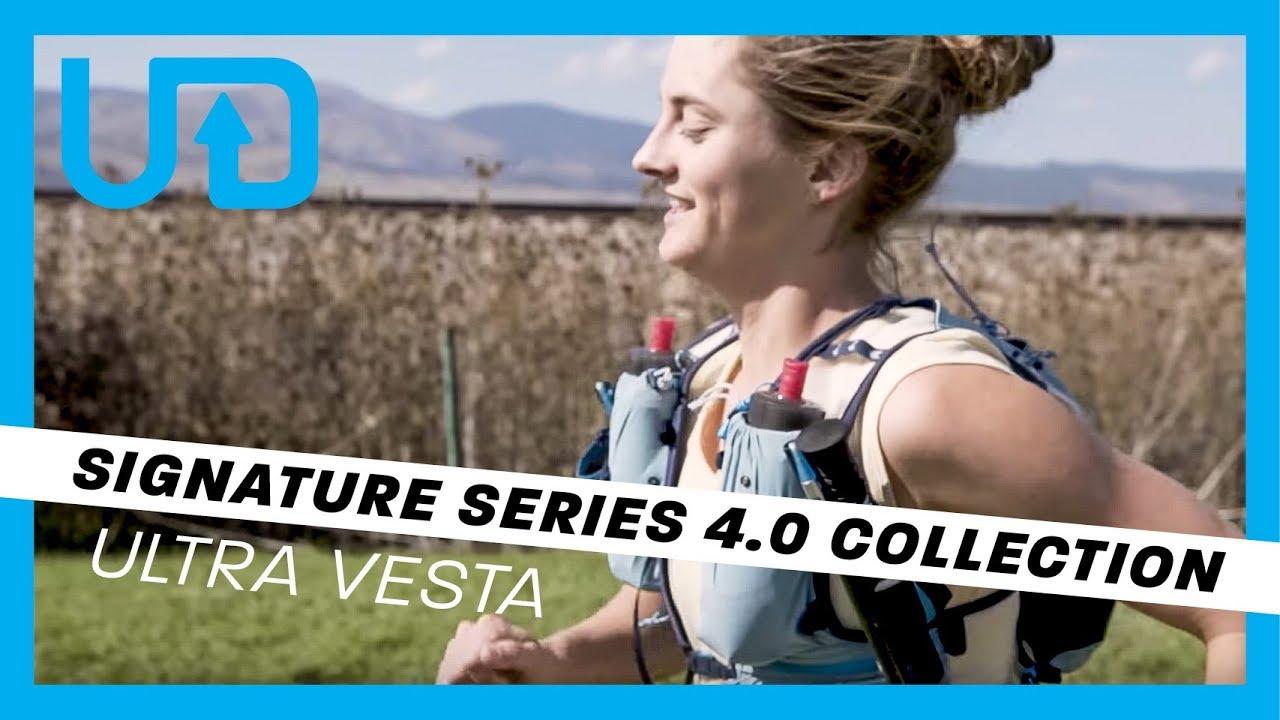 34755128bf Ultimate Direction Women's Trail Running: Ultra Vesta 4.0 - YouTube