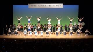 七大学応援部・応援団 ブラ・チアステージ「」 (2013.08.10.第52回七大...
