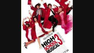 high school musical 3 all i want to do is be with you