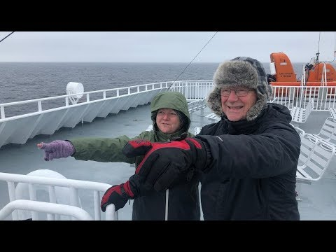 A peek inside the new essential ferry service for northern Labrador