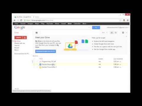 How To Cut & Paste Data From Google Docs To Other Documents : Google User Tips