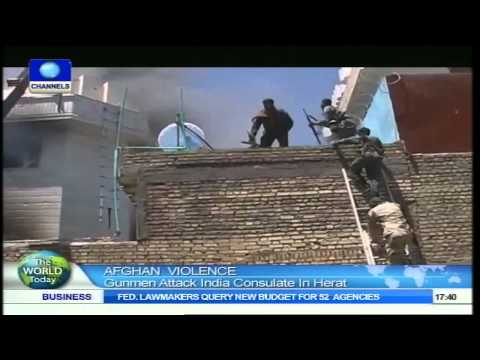The World Today: Indian Consulate In Herat, Afghanistan Attacked