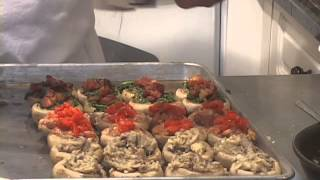 Stuffing Mushrooms (3 Ways)
