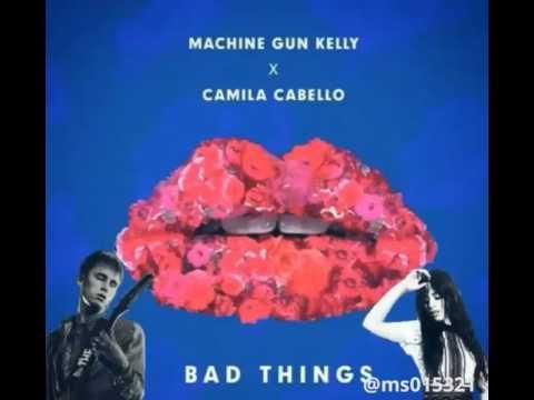 machine gun bad things album