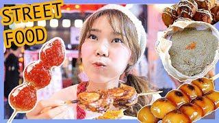 กินอาหาร STREET FOOD ราคาถูก!! ที่ OSAKA