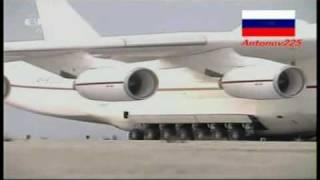 Antonov 225 Takeoff