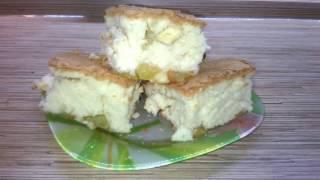 Как приготовить шарлотку с яблоками в духовке Самая вкусная шарлотка в мире 720