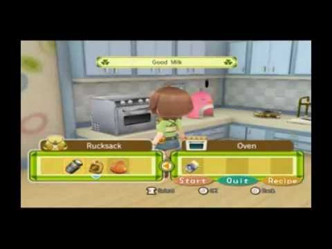 How To Make Onion Bread In Harvest Moon Animal Parade