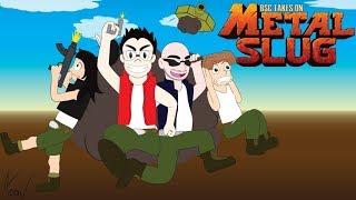 Metal Slug - Part 1 War is Fun!