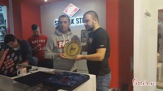Денис Глушаков в гостях у Фратрии!