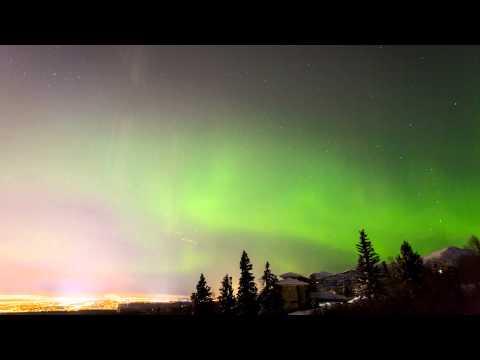 Time Lapse Anchorage, AK