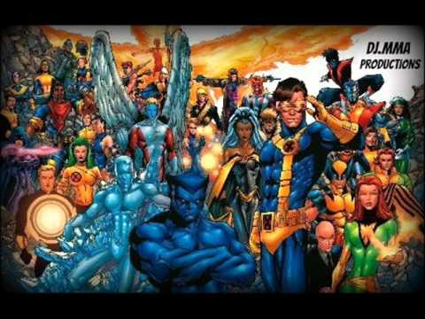 (X-men Mutant Academy sample)-Xmen Out!-Dj.mma-
