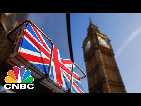 EU Needs To Fill Gap In Budget Once Brexit Becomes Official: Bottom Line | CNBC