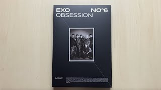 Baixar ♡Unboxing EXO 엑소 6th Studio Album Obsession 옵세션 (Obsession Ver.)♡