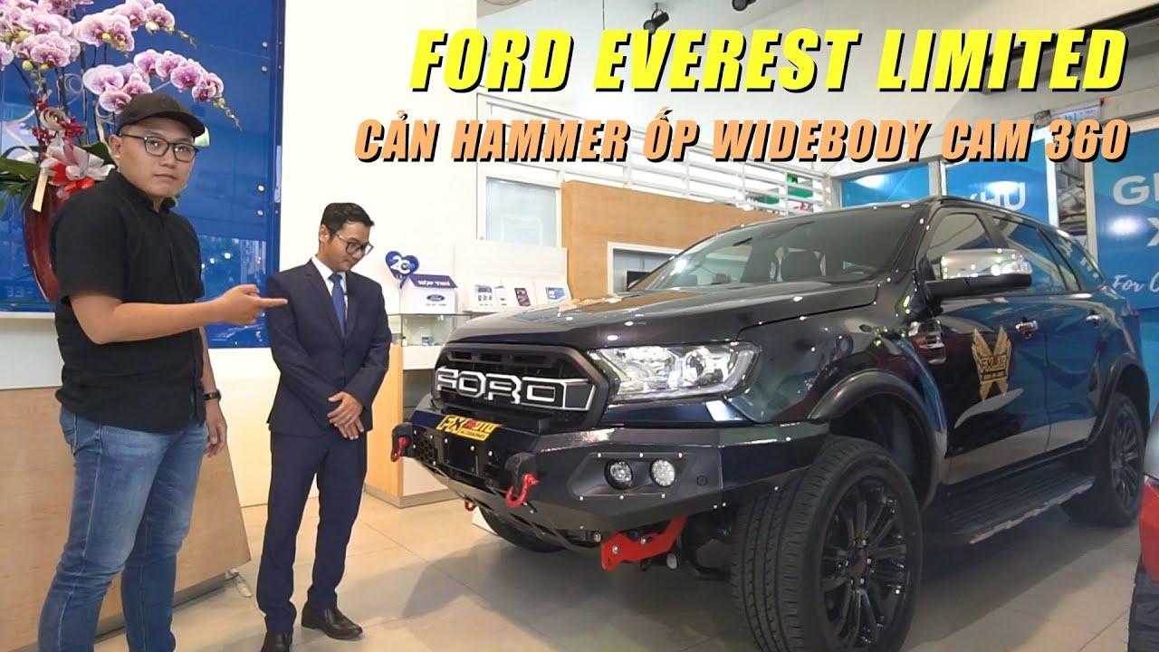 """Tìm hiểu Ford EVEREST """"RAPTOR Limited Edition"""" 2020 giới hạn chỉ 10 chiếc, giá 1,439 tỷ đồng"""