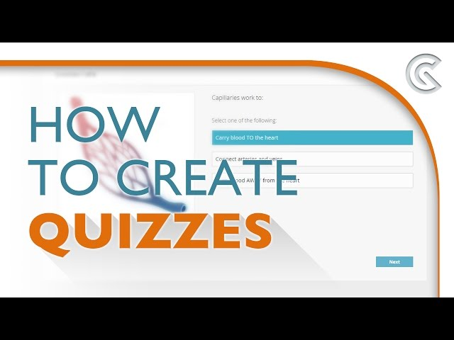 How to Create Quizzes with GoConqr