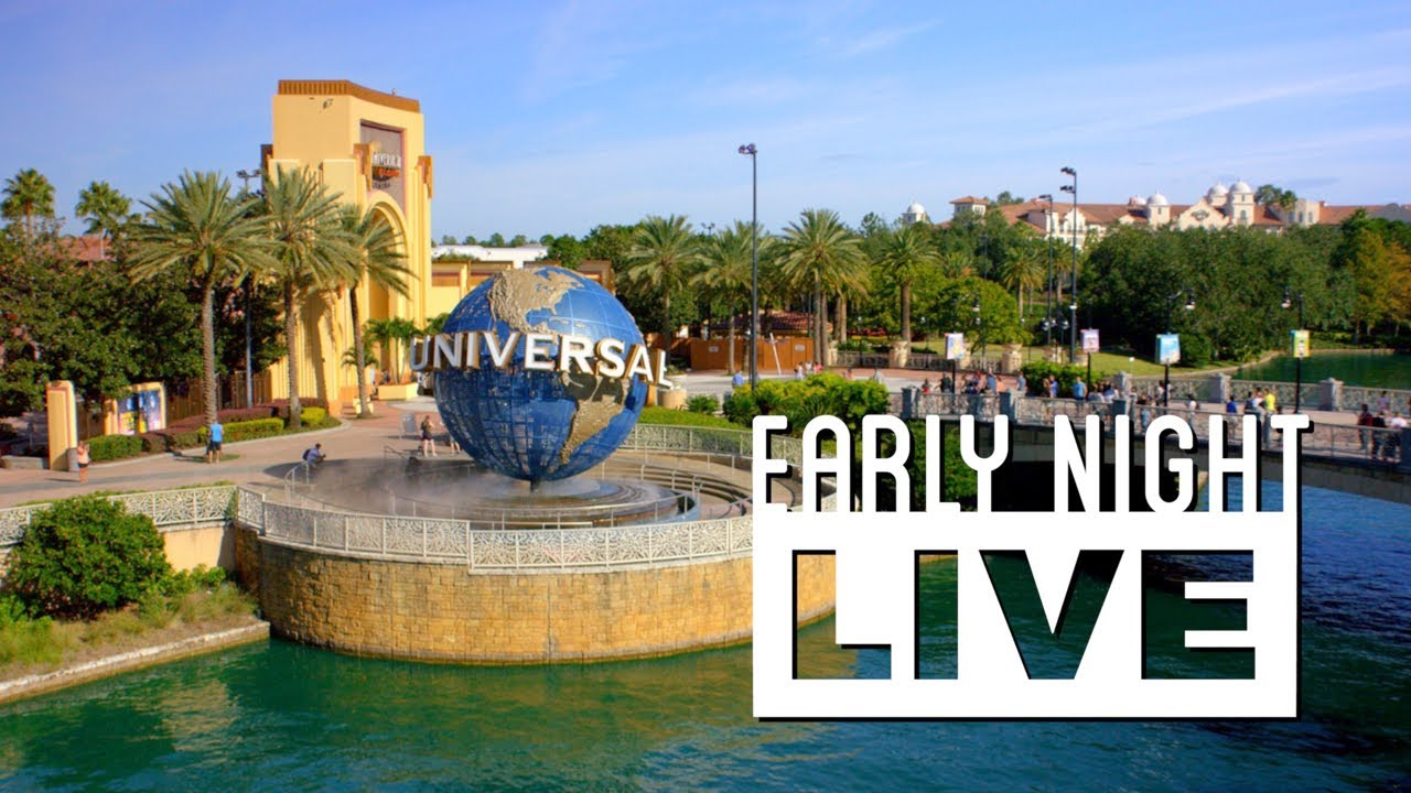 Early Night Live: Saying Goodbye at Universal Studios Florida