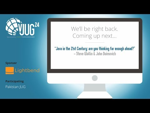 vJUG24: 9/24 Java in the 21st Century: are you thinking far enough ahead?