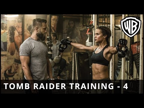 Tomb Raider - Training Week Four - Warner Bros. UK