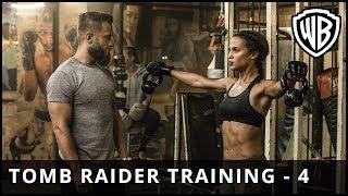 connectYoutube - Tomb Raider - Training Week Four - Warner Bros. UK