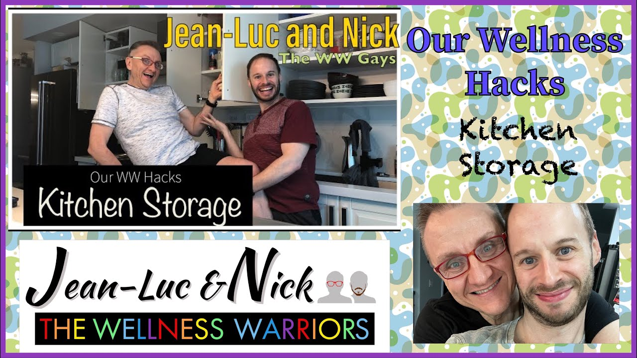 Our WW Hacks, Kitchen Storage!