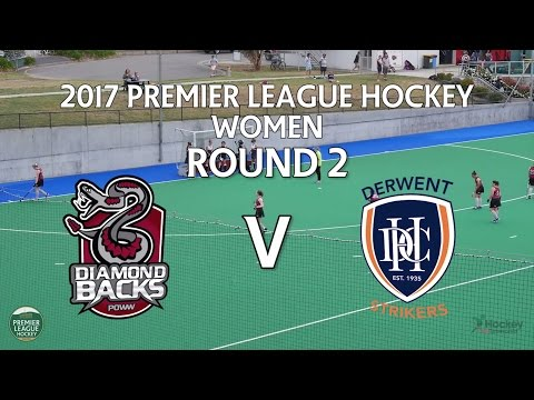 Diamondbacks v Derwent | Women Round 2 | Premier League Hockey 2017