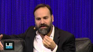 Cloud Panel: Robin Wauter, Brad Garlinghouse, Mark Shutterworth & Werner Vogels - LeWeb