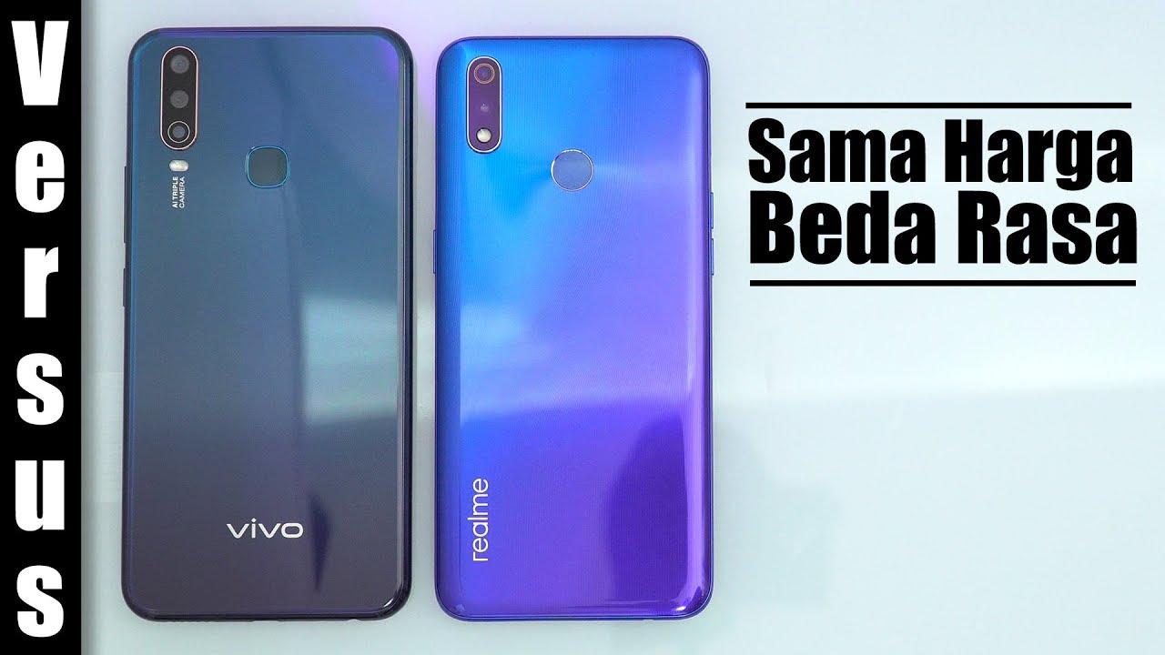Versus Realme 3 Pro Vs Vivo Y17 Indonesia