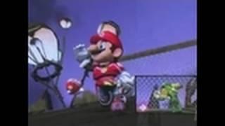 Mario Strikers Charged Nintendo Wii Gameplay - Creepy