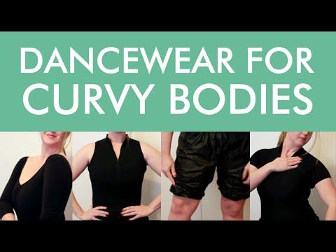Dancewear for Curvy Bodies