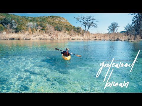 KAYAK CAMPING Texas - The Frio River Is PARADISE