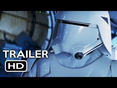 Star Wars: The Force Awakens Blu-Ray Trailer (2015) J.J. Abrams Movie HD