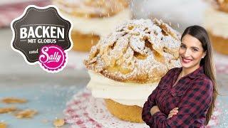 Bienenstichcupcakes   Backen mit Globus & Sallys Welt #20